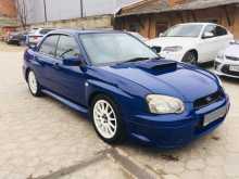 Краснодар Impreza WRX 2004