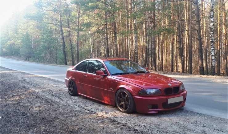 BMW 3-Series, 2000 год, 630 000 руб.