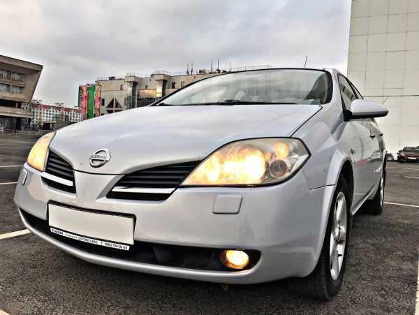 Nissan Primera, 2007 год, 420 000 руб.
