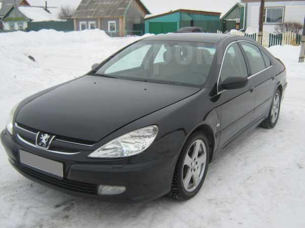 Peugeot 607, 2004 год, 230 000 руб.
