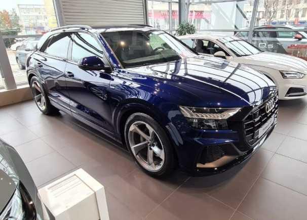 Audi Q8, 2019 год, 6 850 000 руб.