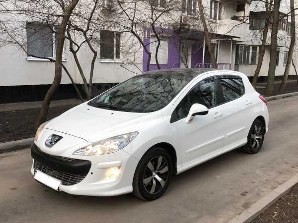 Peugeot 308, 2011 год, 379 000 руб.