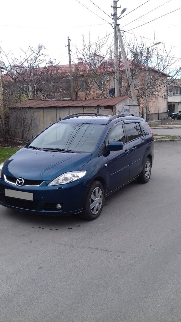 Mazda Mazda5, 2007 год, 470 000 руб.