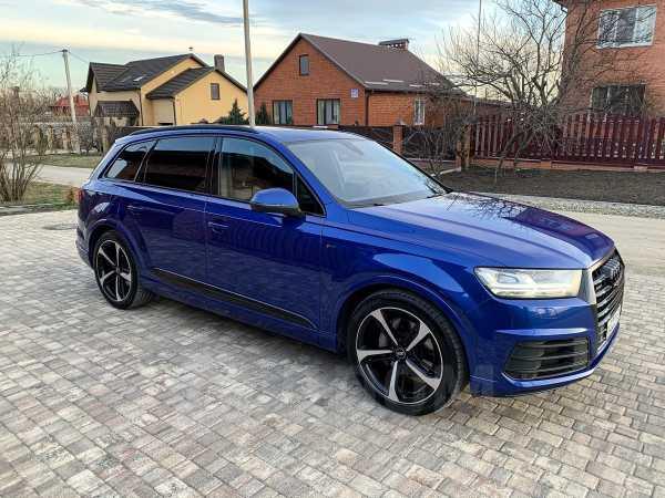 Audi Q7, 2017 год, 3 800 000 руб.