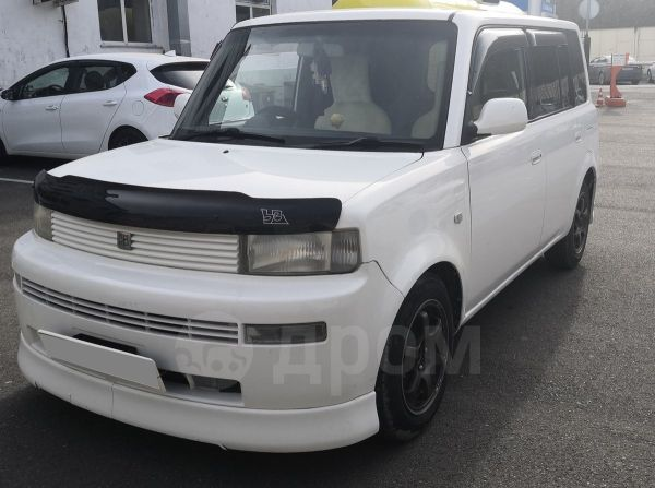 Toyota bB, 2002 год, 240 000 руб.