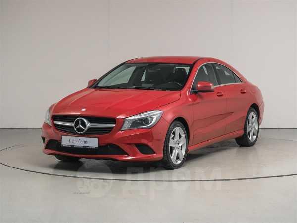 Mercedes-Benz CLA-Class, 2014 год, 979 000 руб.