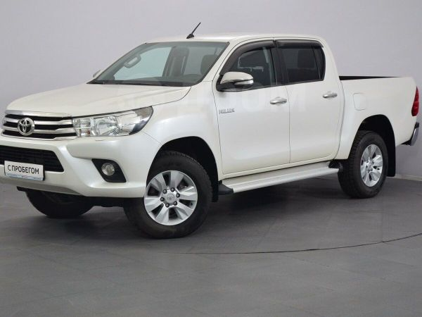 Toyota Hilux Pick Up, 2020 год, 2 814 000 руб.