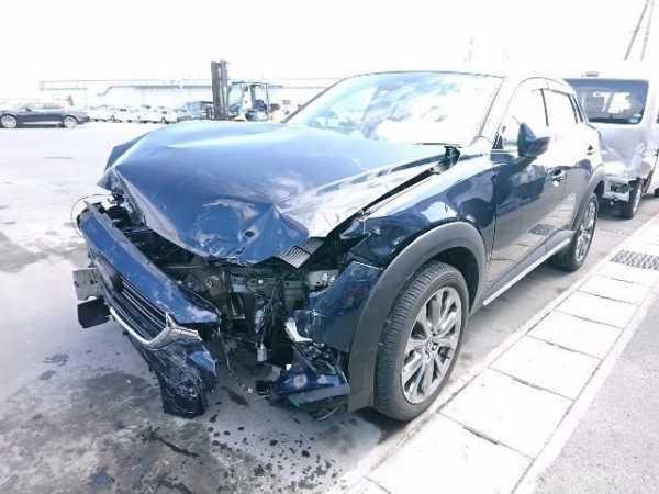 Mazda CX-3, 2018 год, 655 000 руб.