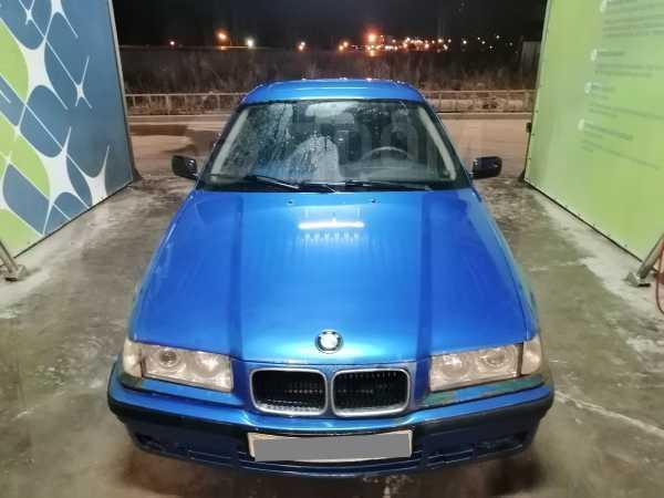 BMW 3-Series, 1991 год, 50 000 руб.