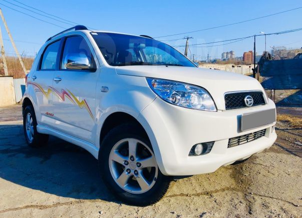 Daihatsu Terios, 2008 год, 550 000 руб.