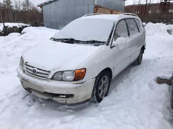 Toyota Ipsum, 2001 год, 220 000 руб.