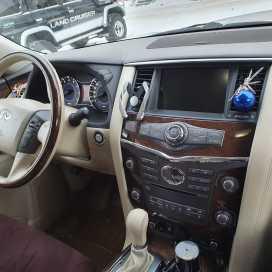 Магадан QX56 2010
