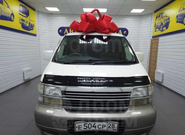 Nissan Elgrand, 1999 год, 390 000 руб.