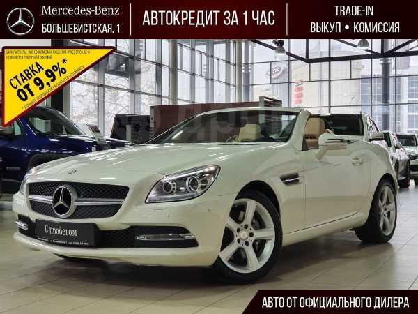 Mercedes-Benz SLK-Class, 2013 год, 1 750 000 руб.