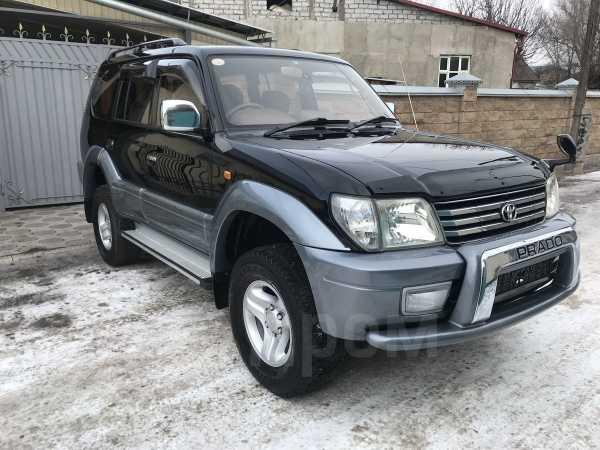 Toyota Land Cruiser Prado, 2002 год, 890 000 руб.