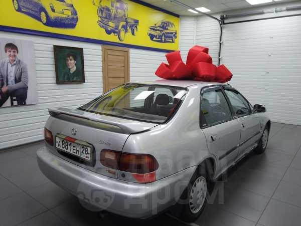 Honda Civic Ferio, 1995 год, 150 000 руб.