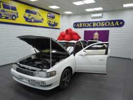 Свободный Toyota Cresta 1995