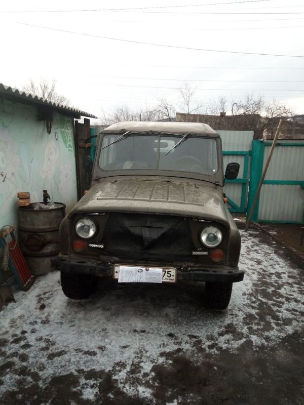 УАЗ 3151, 1987 год, 125 000 руб.