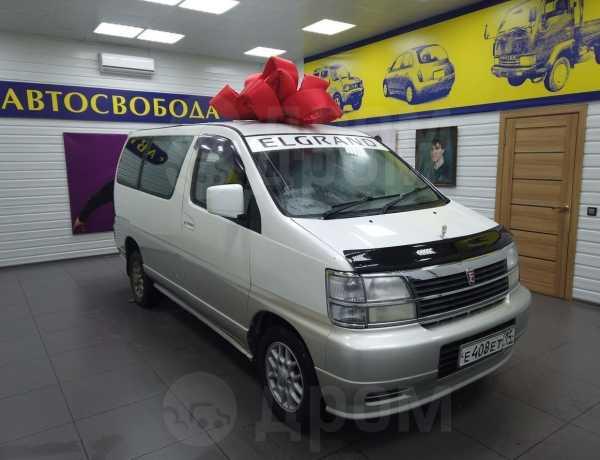 Nissan Caravan Elgrand, 1999 год, 450 000 руб.
