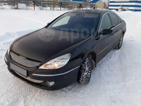 Peugeot 607, 2006 год, 350 000 руб.
