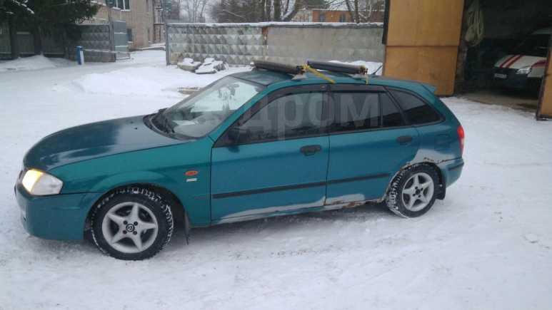 Mazda 323F, 1999 год, 65 000 руб.