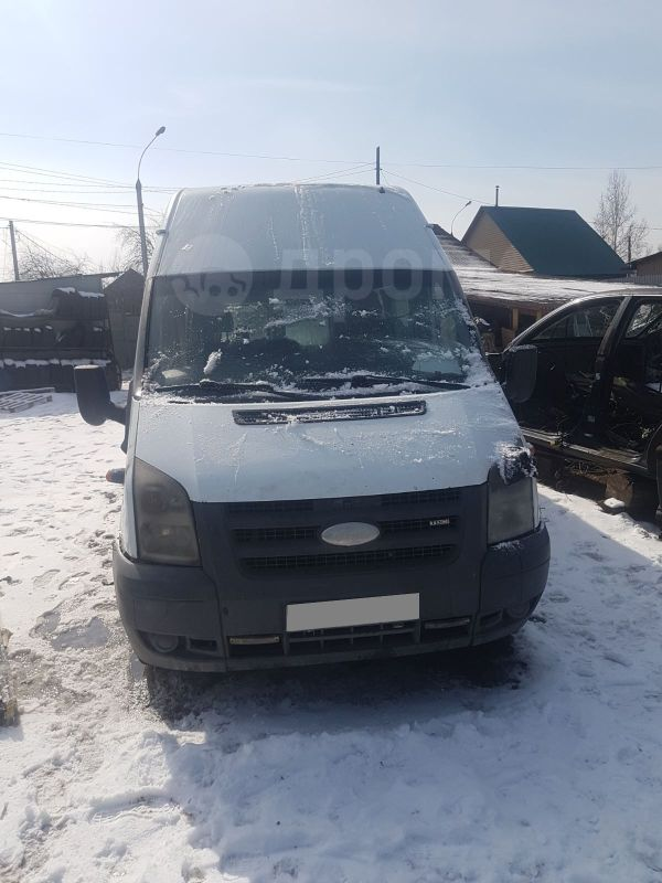 Ford Tourneo Connect, 2008 год, 170 000 руб.