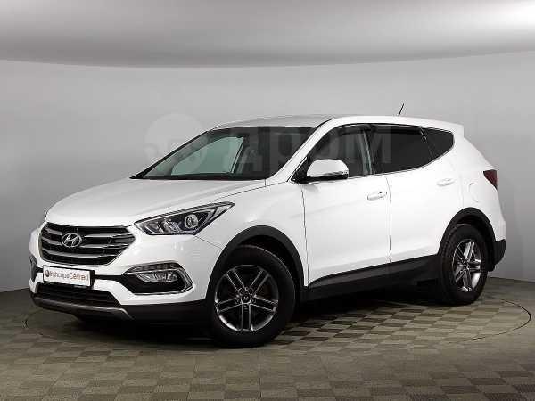Hyundai Santa Fe, 2016 год, 1 349 000 руб.