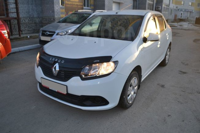 Renault Logan, 2015 год, 354 000 руб.