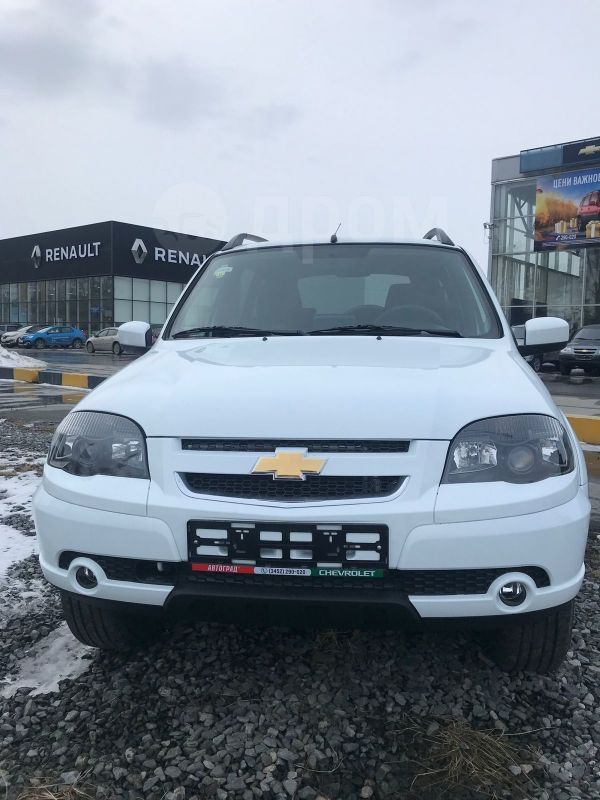 Chevrolet Niva, 2020 год, 814 000 руб.