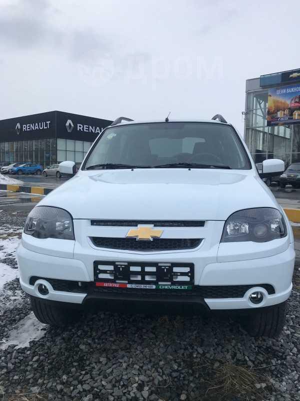 Chevrolet Niva, 2020 год, 681 000 руб.