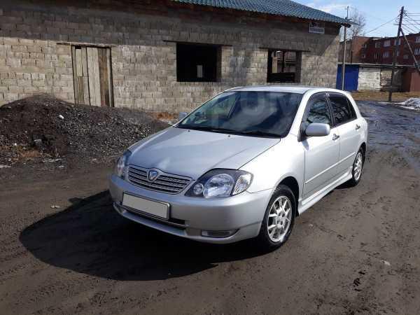Toyota Allex, 2001 год, 325 000 руб.
