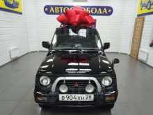 Свободный Pajero Mini 1997