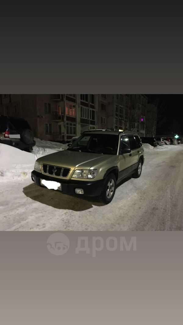 Subaru Forester, 2001 год, 390 000 руб.