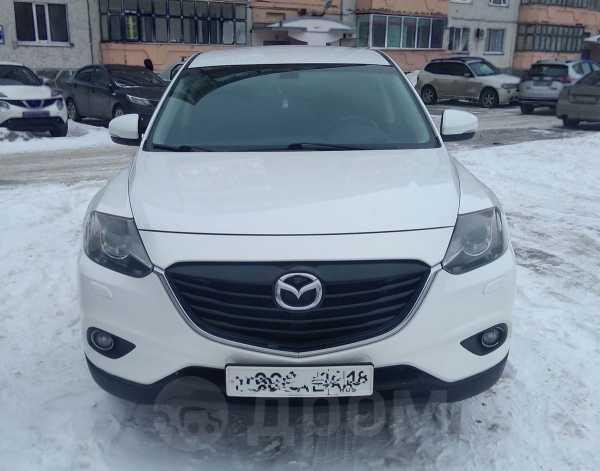 Mazda CX-9, 2012 год, 1 200 000 руб.
