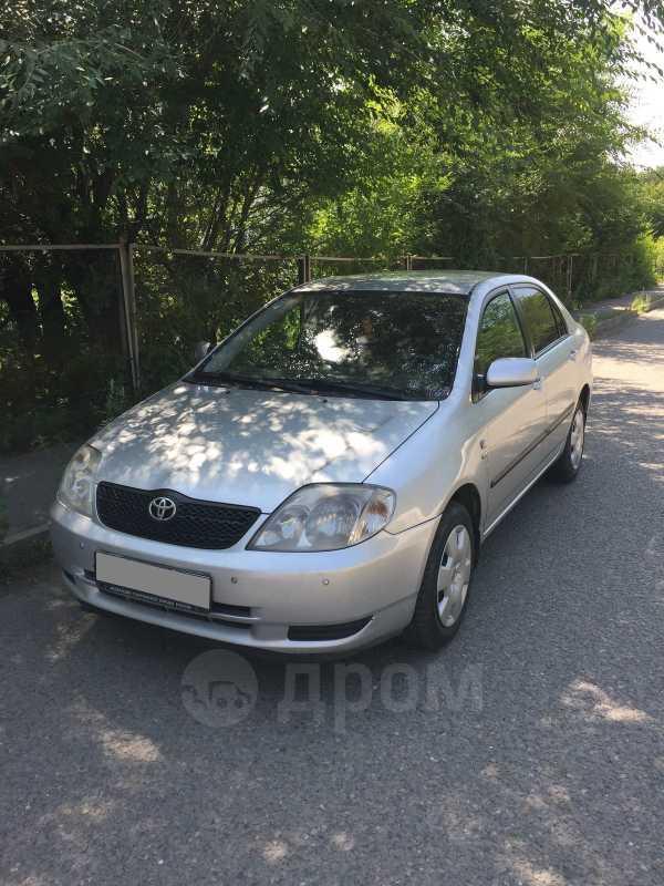 Toyota Corolla, 2003 год, 415 000 руб.