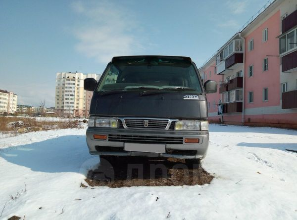 Nissan Caravan, 1984 год, 60 000 руб.