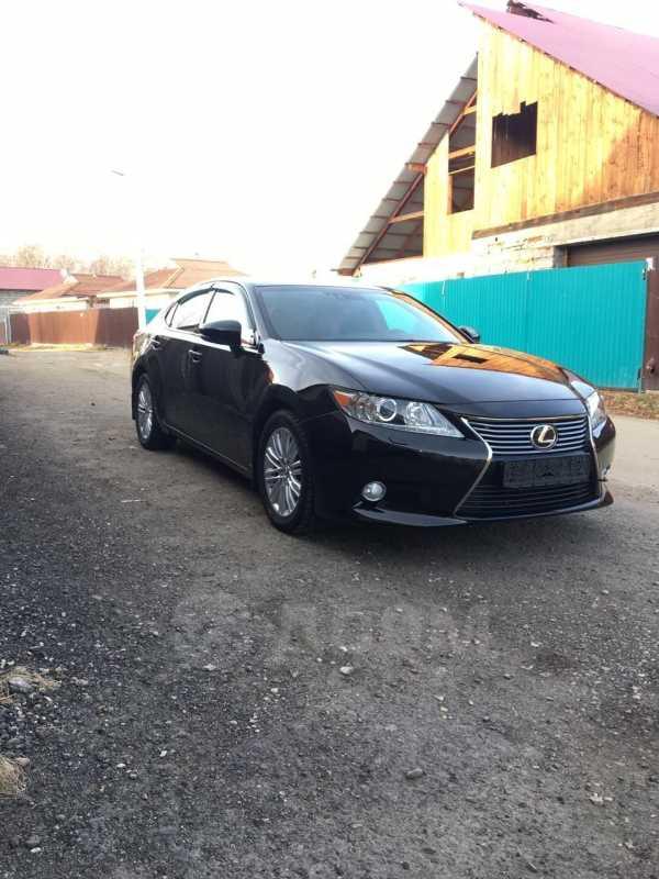 Lexus ES250, 2013 год, 1 350 000 руб.