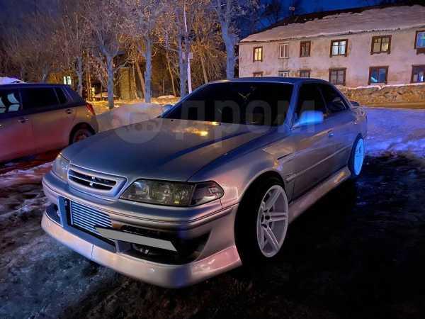 Toyota Mark II, 1998 год, 490 000 руб.