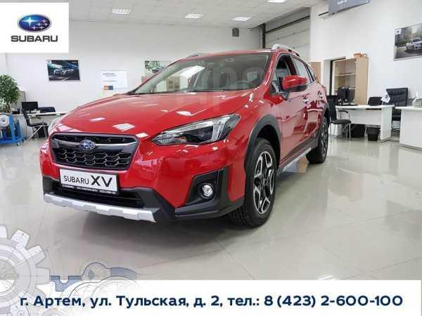 Subaru XV, 2019 год, 2 524 900 руб.