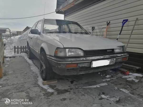 Mazda Familia, 1989 год, 43 000 руб.