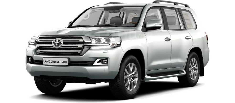 Toyota Land Cruiser, 2020 год, 5 387 000 руб.