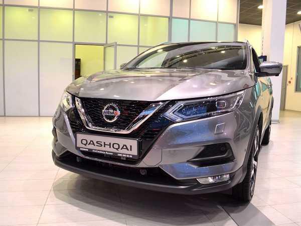 Nissan Qashqai, 2020 год, 1 844 000 руб.