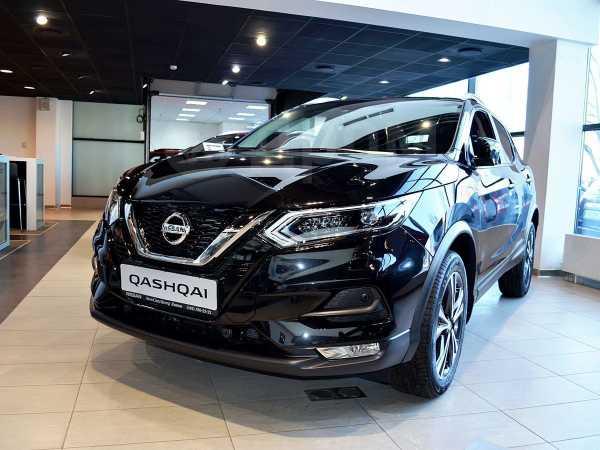 Nissan Qashqai, 2020 год, 1 881 000 руб.