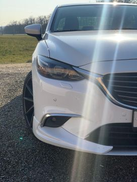 Выселки Mazda6 2015