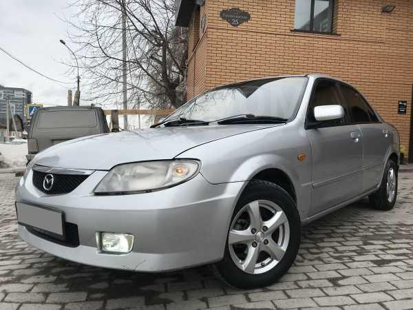 Mazda Familia, 2002 год, 189 000 руб.