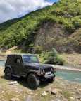 Jeep Wrangler, 2002 год, 650 000 руб.