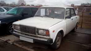 Тольятти 2107 1997