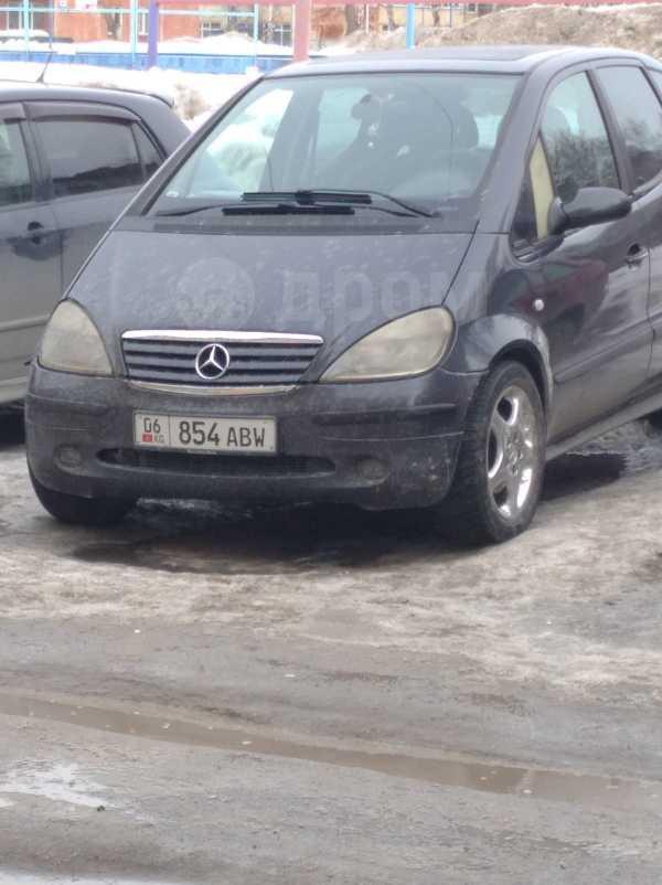 Mercedes-Benz A-Class, 1999 год, 150 000 руб.
