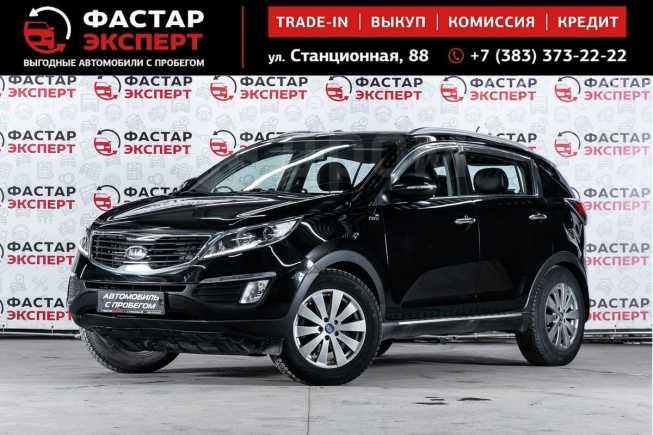 Kia Sportage, 2011 год, 849 000 руб.