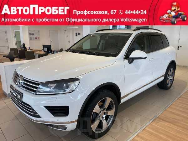 Volkswagen Touareg, 2015 год, 2 120 000 руб.